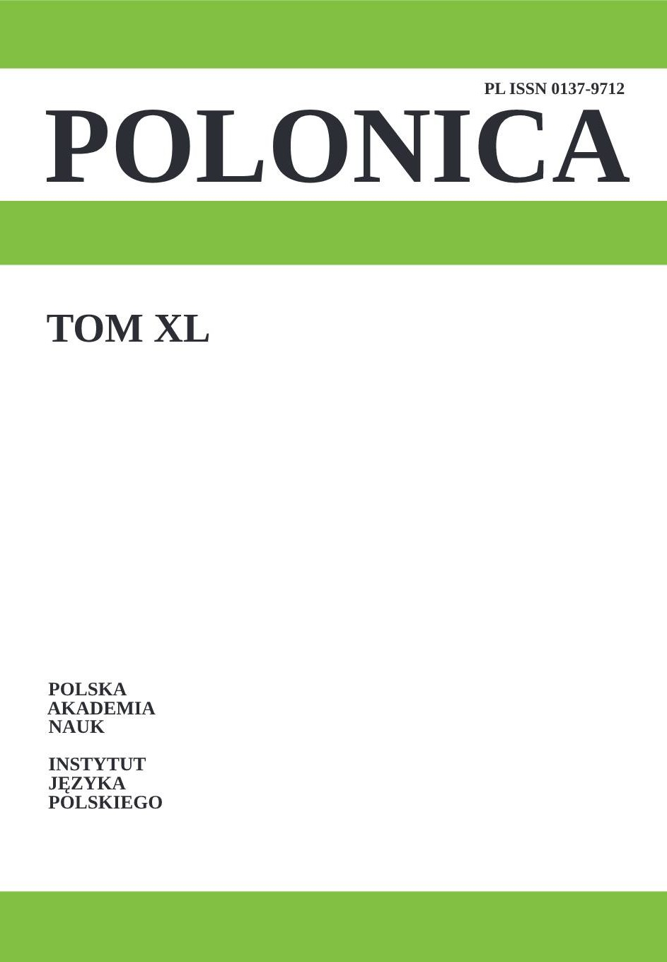COVER POLONICA XL